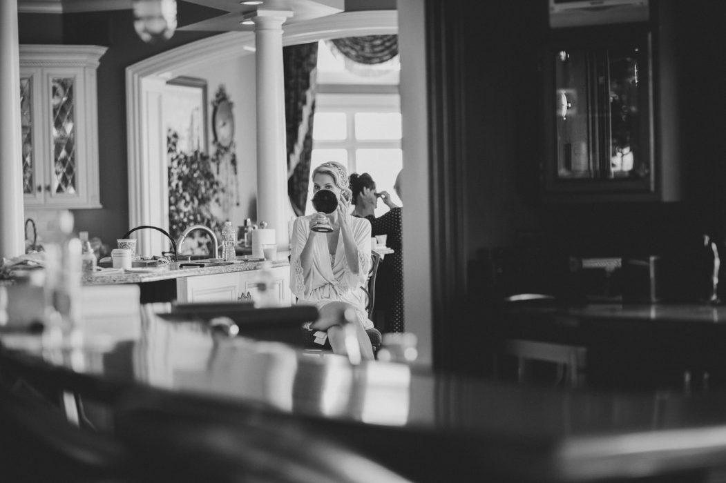 Elegant Vintage Detroit Wedding Modern Ann Arbor